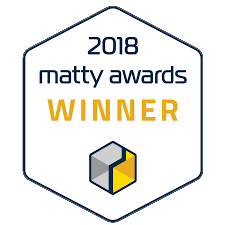 Matty Awards Winner 2018