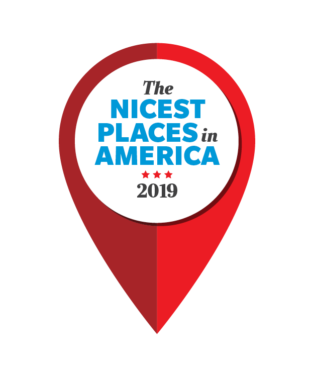 Nicest Places in America Logo