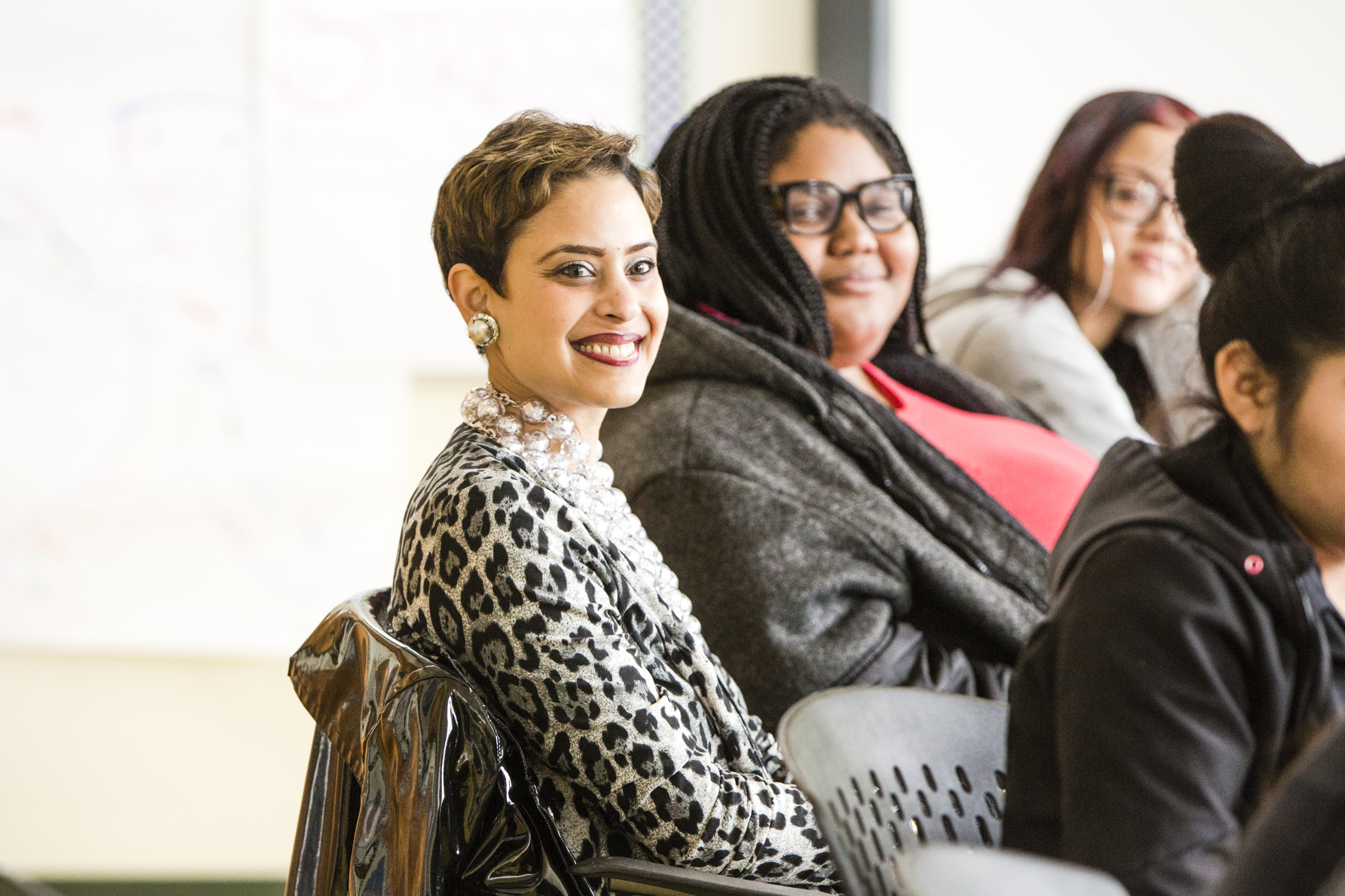 Members of Women United-Tocqueville Society