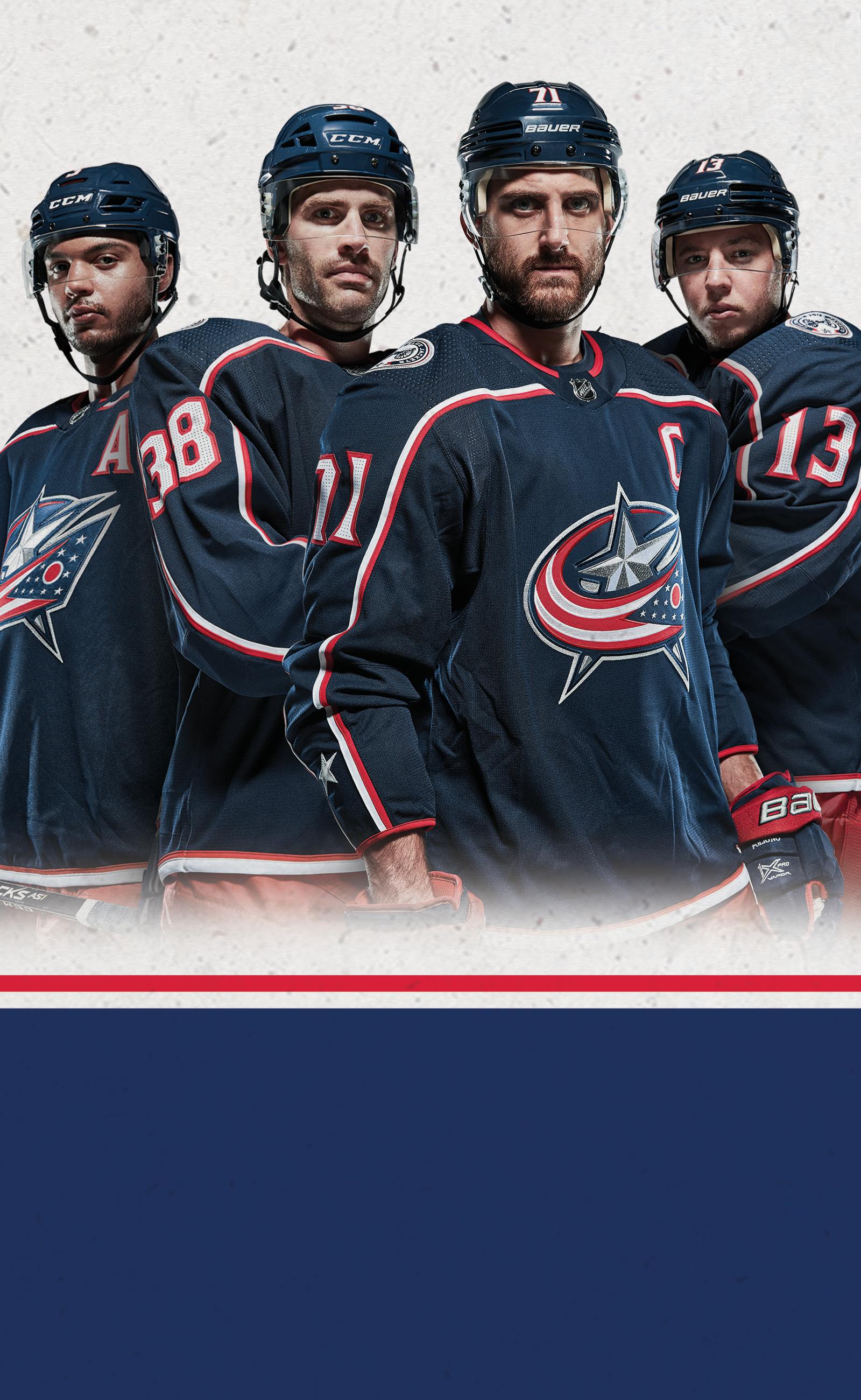 2a19f3251af Columbus Blue Jackets Yearbook