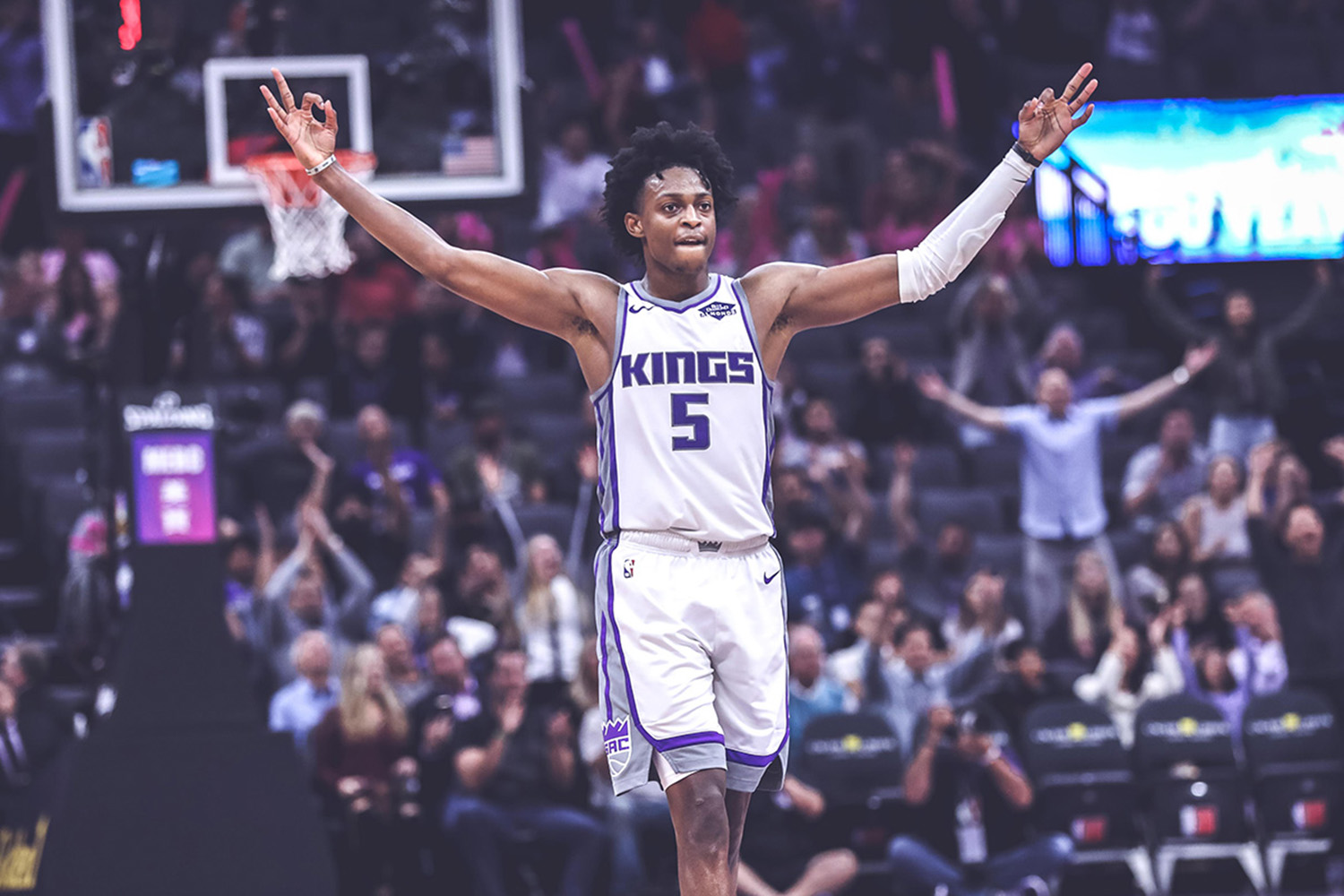 9c206fbf5 The Kings opened the 2018-19 season at Golden 1 Center versus the Utah  Jazz. The highly anticipated start of the season was finished off by a  performance ...
