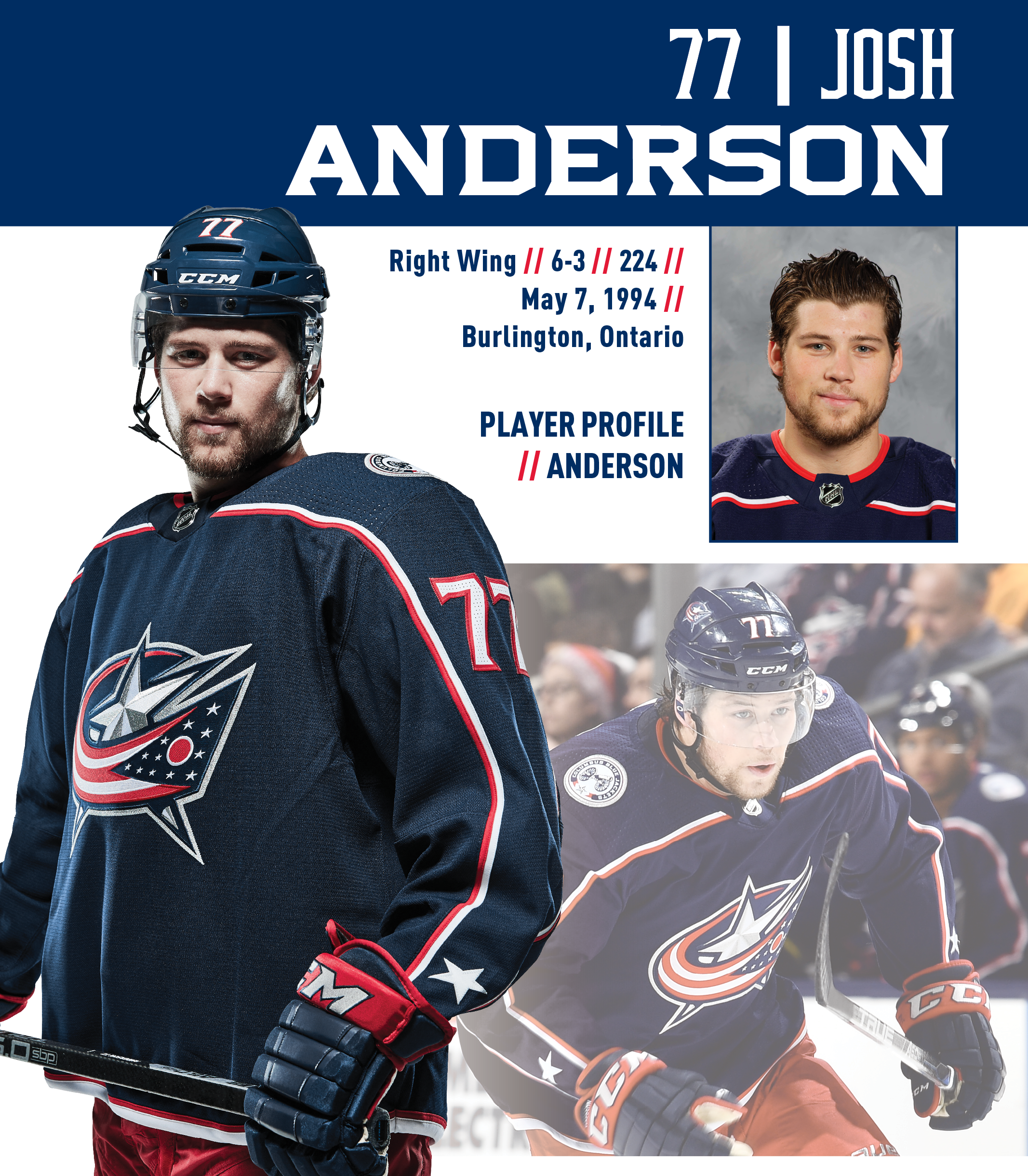 492a61e543418b Columbus Blue Jackets Yearbook