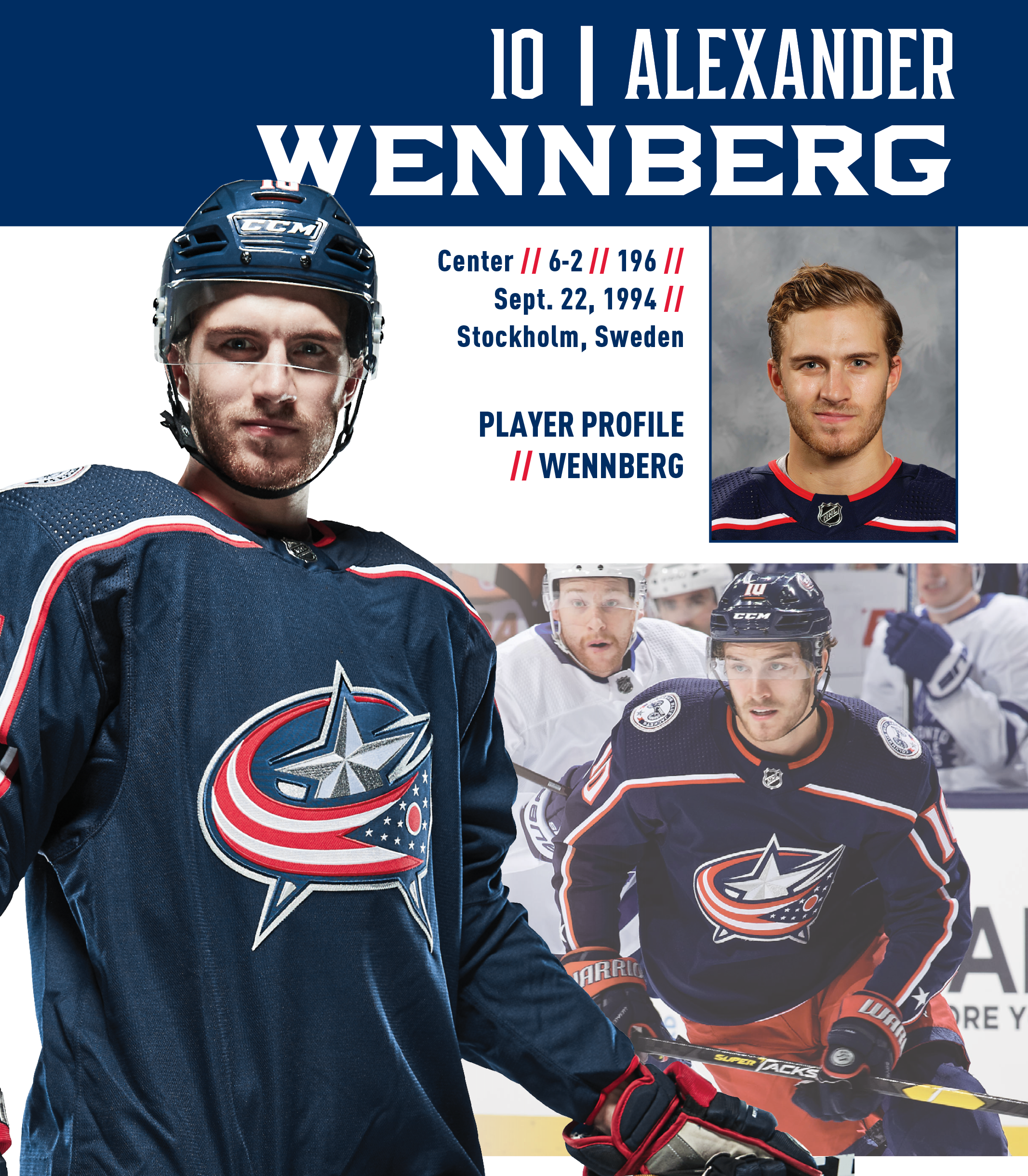 9832a3857 Columbus Blue Jackets Yearbook | Columbus Blue Jackets