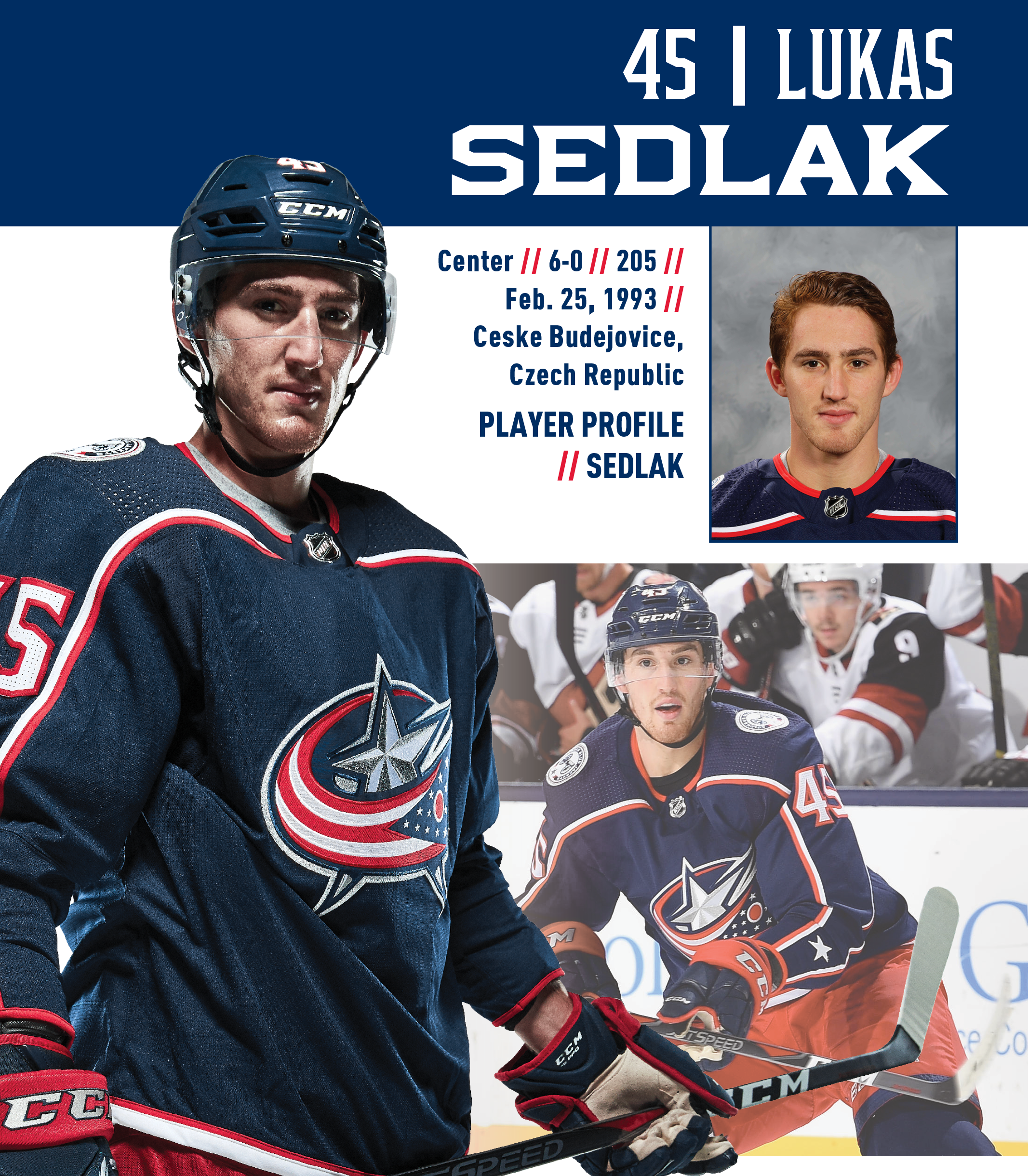 Columbus Blue Jackets Yearbook  1035bd46a