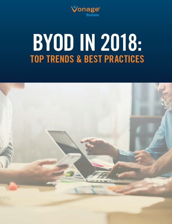10 BYOD Best Practices for Businesses   Vonage Business