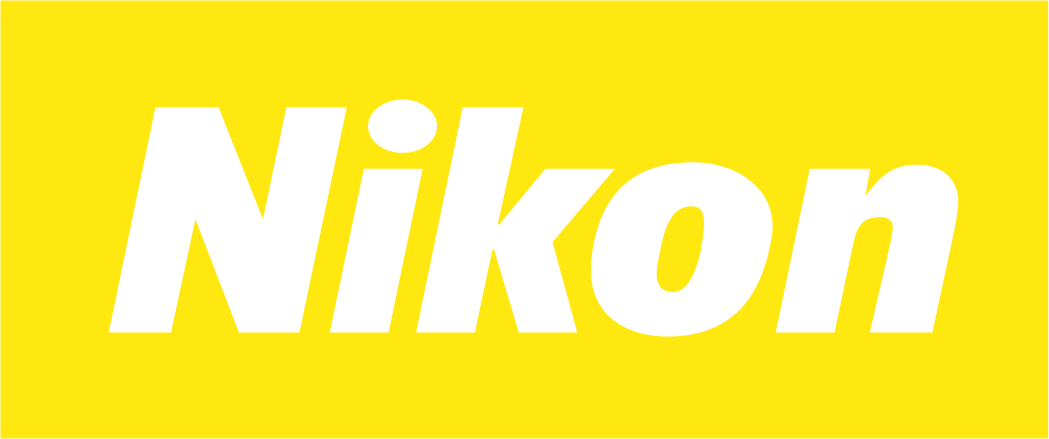 Nikon logo - rhapsody - why brands use colour and the emotional connotations they hold