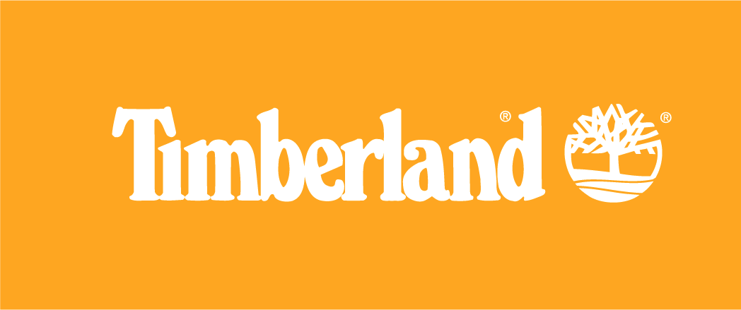 Timberland logo - rhapsody - why brands use colour and the emotional connotations they hold