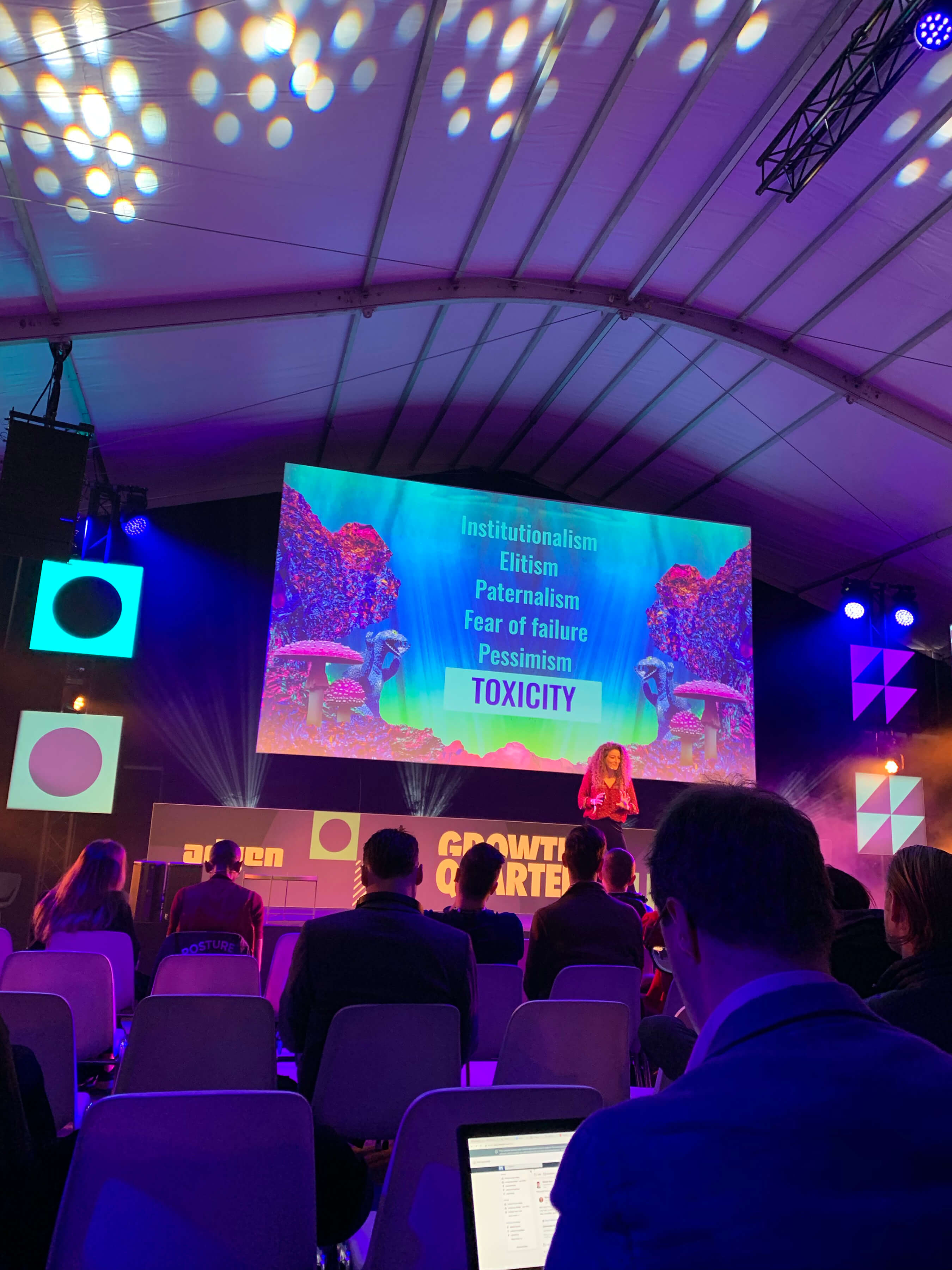 TNW 2019, The Next Web Conference, Rhapsody Review