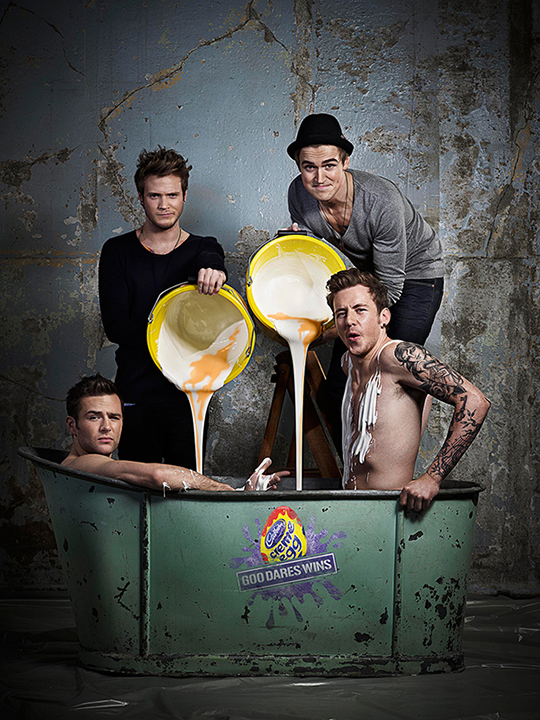Creme Egg, McFly, Photography