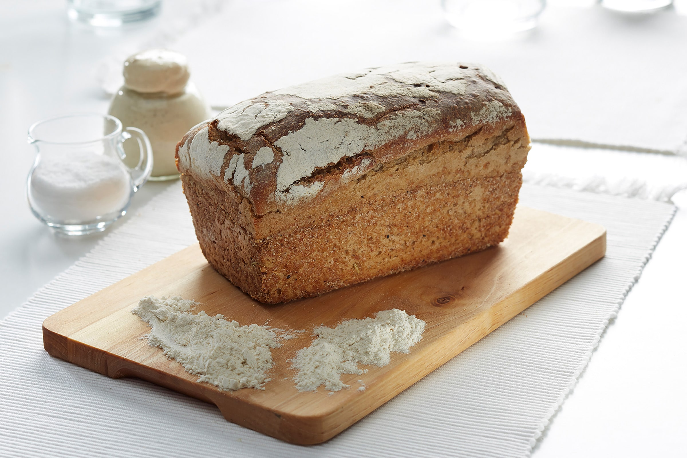 Food photography, Bread