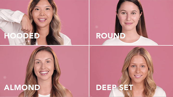 Screenshot of RevlonShoppable video created with WIREWAX interactive video studio.