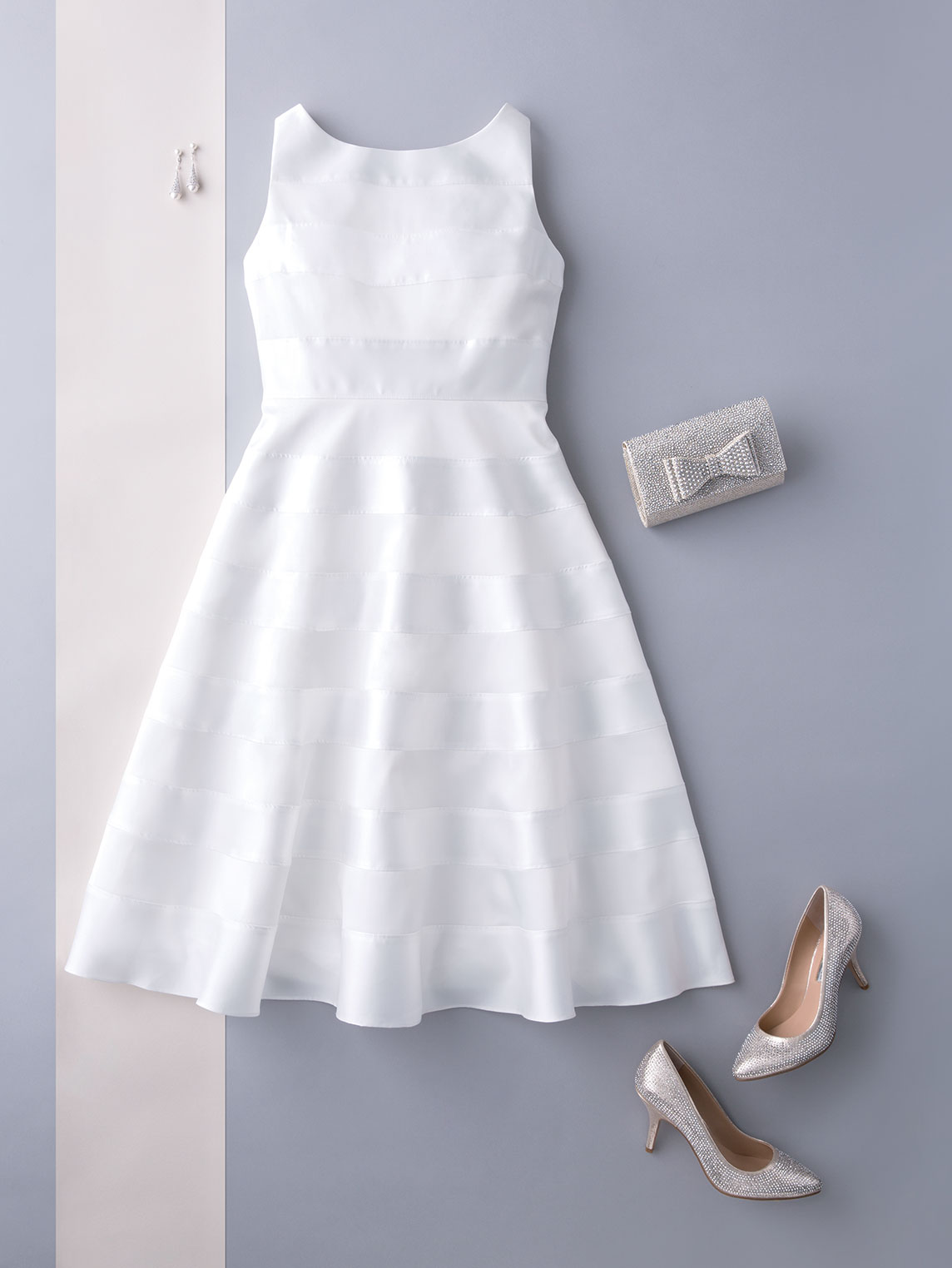 Little White Dresses for All Of Your Wedding Events
