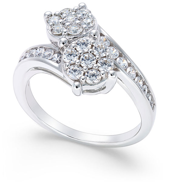 diamond solitaire engagement ring - Pictures Of Wedding Rings
