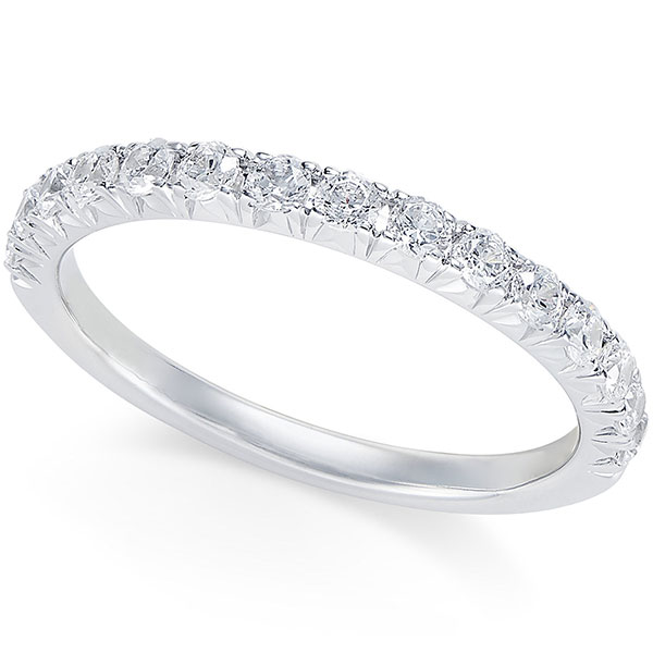 Macys Diamond Stackable Band