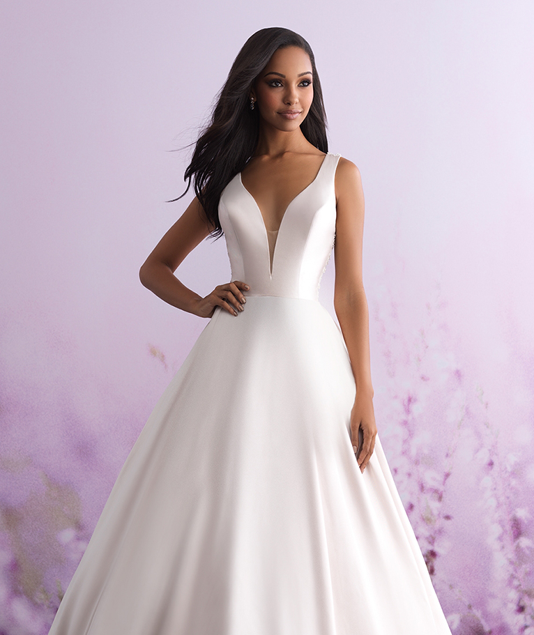 5ca77971c6a36 Find Your Gown by Answering These Allure Questions