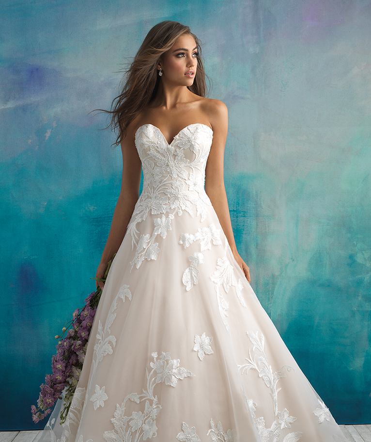 Wedding Dress Quiz.Find Your Gown By Answering These Allure Questions