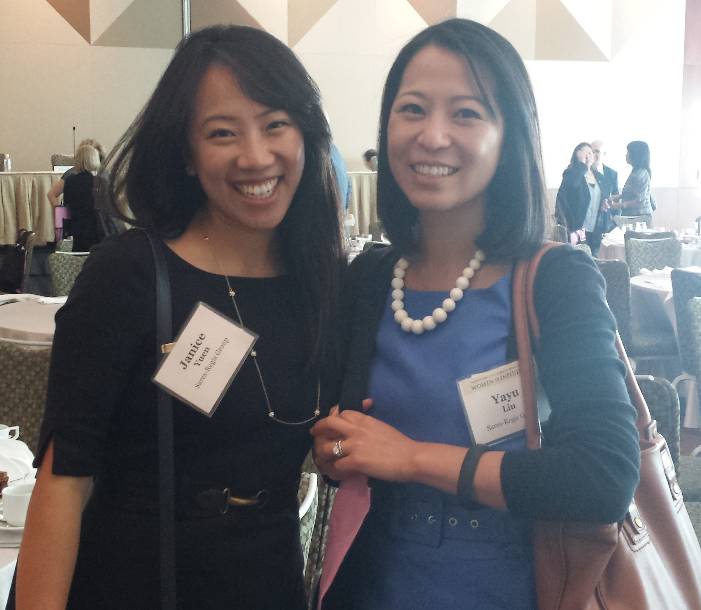 image of Janice Yuen and Yayu Lin.