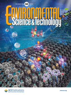 Environmental Science & Technology  cover