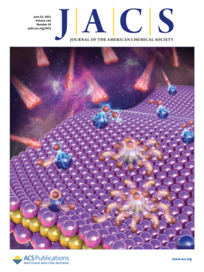 Journal of the American Chemical Society cover