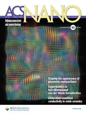 ACS Nano  cover