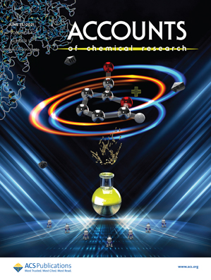 Accounts of Chemical Research cover