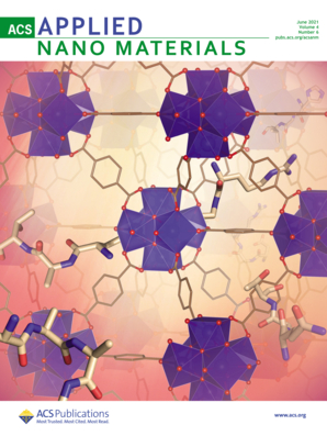 ACS Applied Nano Materials cover