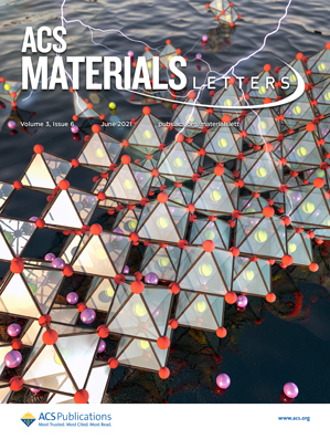 ACS Materials Letters cover