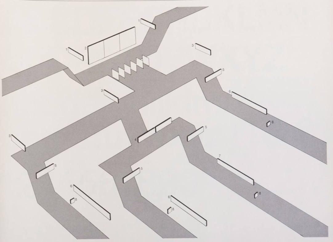 Vineielli Subway Map.Graphic Design Legend Massimo Vignelli S Nyc Subway Design
