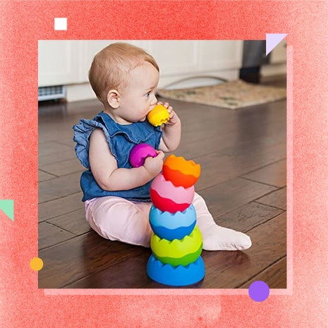 Best Toys For 7 And 8 Month Olds 2021