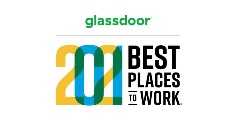 Glassdoor's 2021 Best Places to Work List