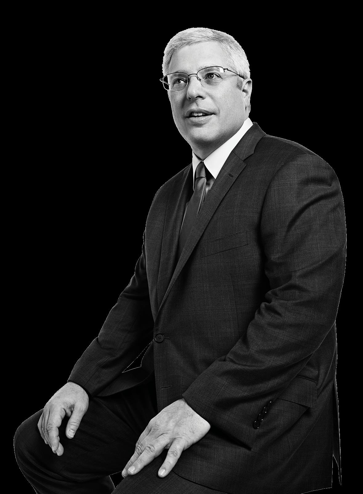 Photograph of Michael Alexander