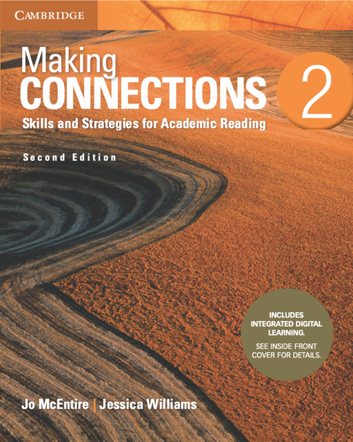 Making Connections 2nd Edition by Cambridge University Press