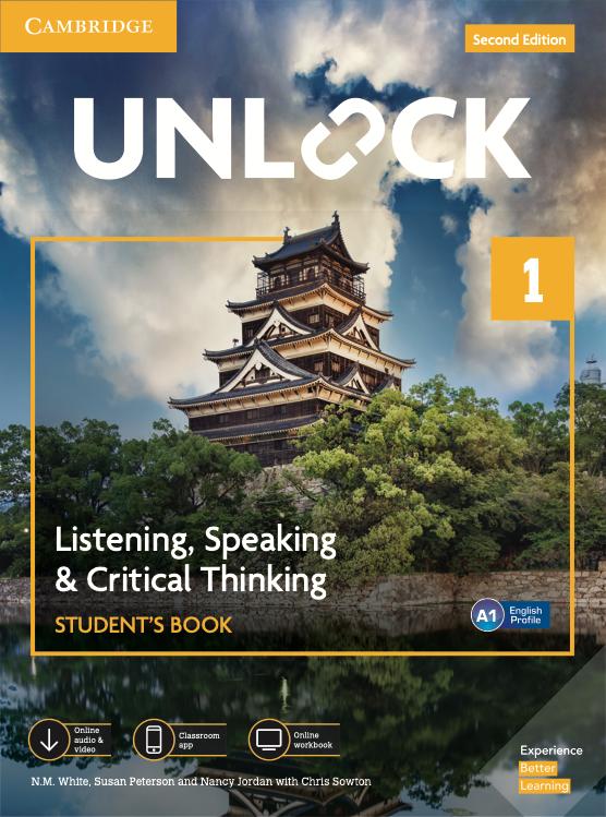 Unlock Students Book by Cambridge University Press