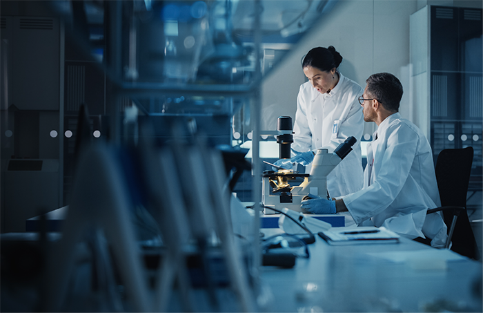 Boosting R&D Capabilities for healthcare and life science