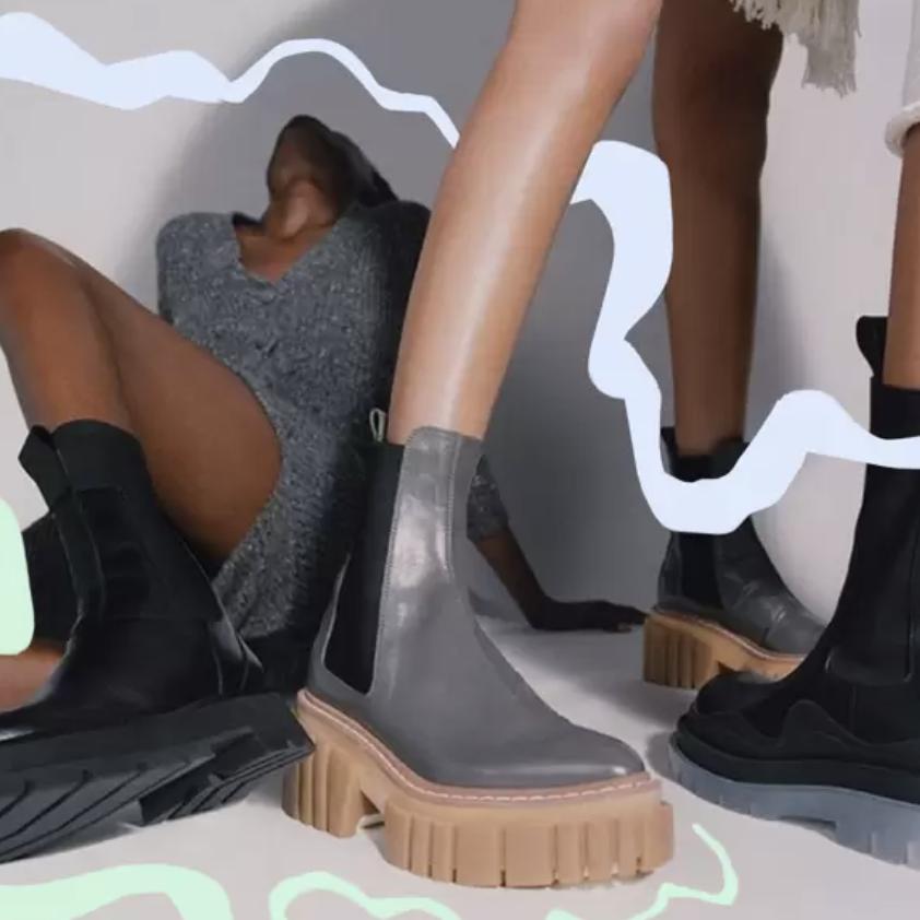 Glamoure Shop Kategorie Schuhe