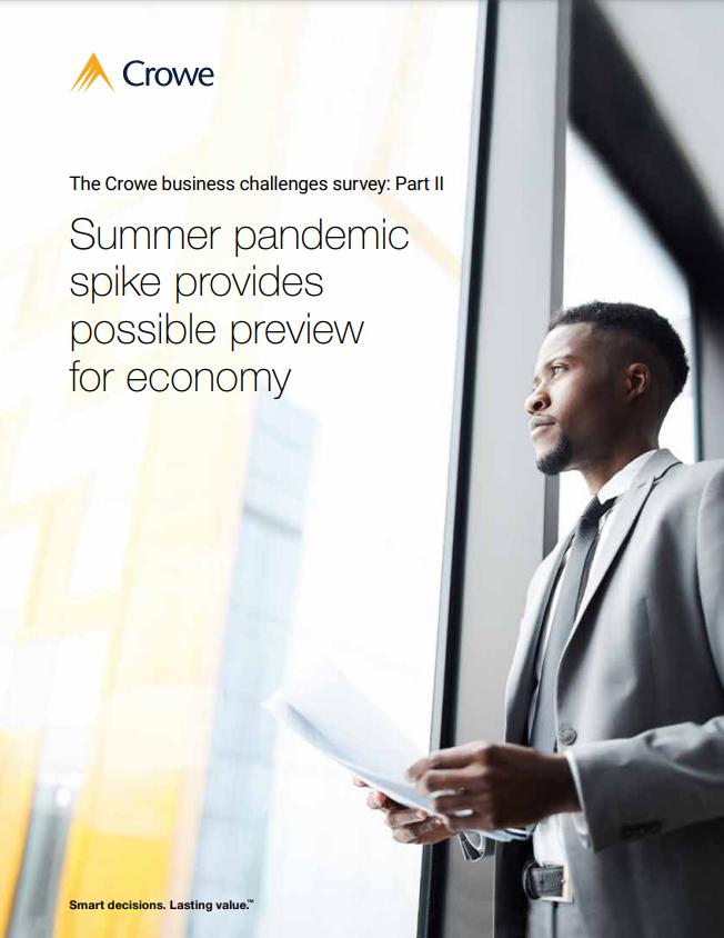 crowe-business-challenges-survey-part-II