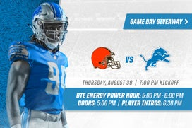 4455cb84 Game Day Guide - Browns vs Lions - 083018