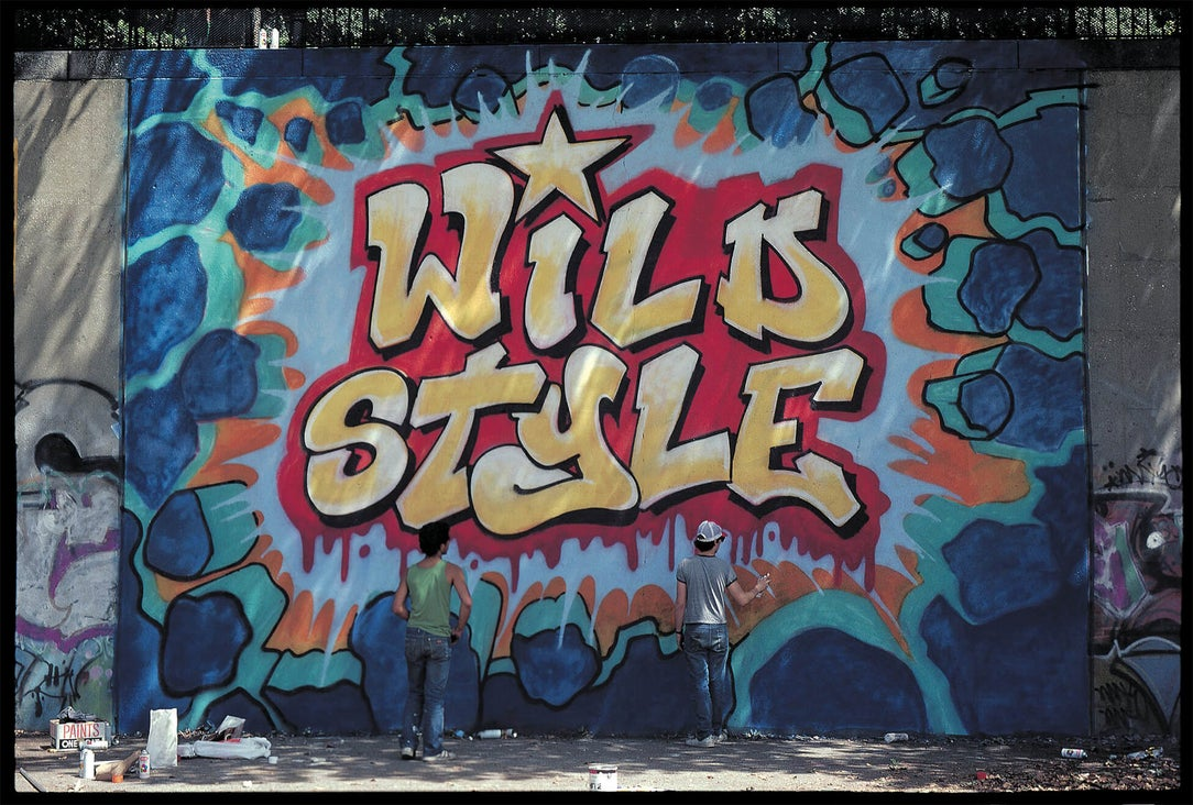 Keepin It Wild Style Revisiting The Hip Hop Flick 35 Years Later