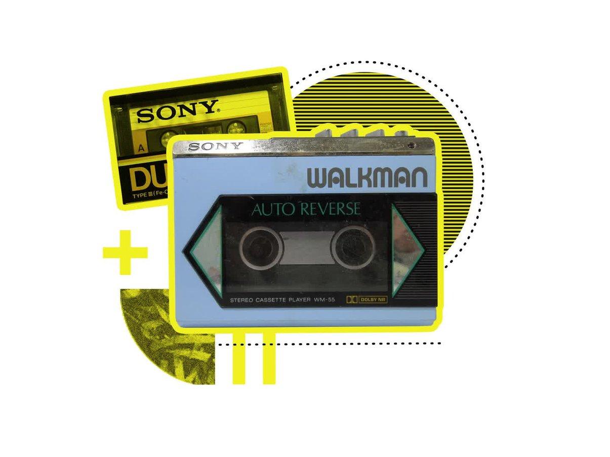Inside The Revival Of Vintage Sony Walkman Cassette Players