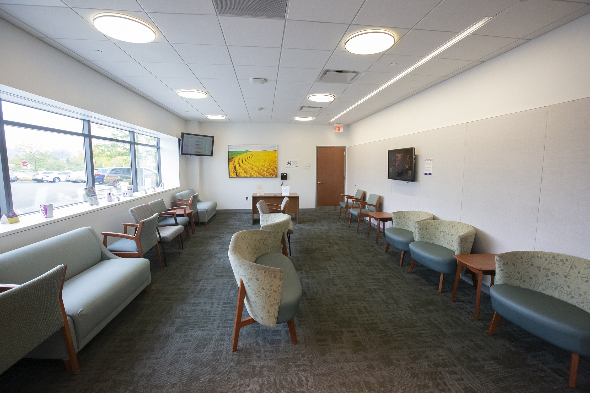 image of outpatient surgery area