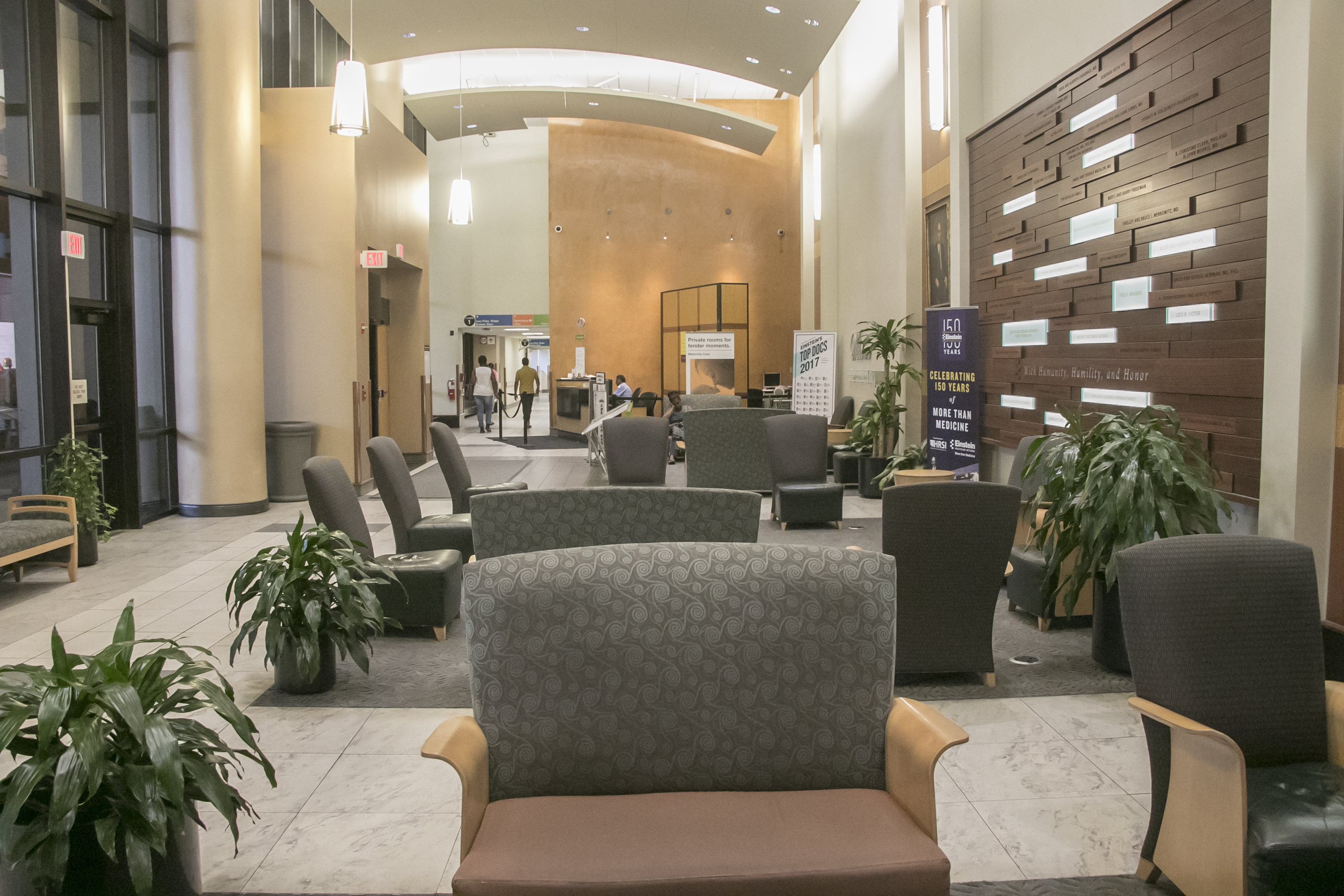 image of Tower Building lobby