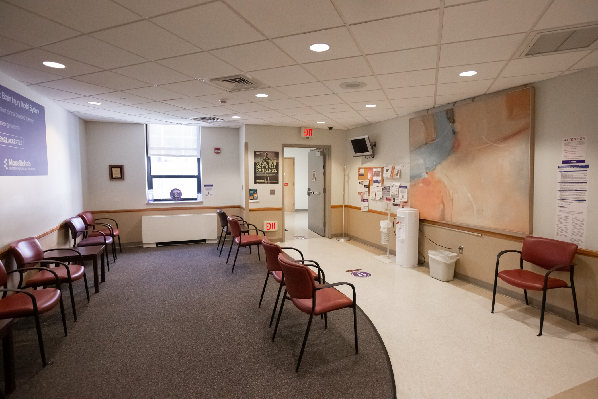 image of Physical Medicine & Rehabilitation facility