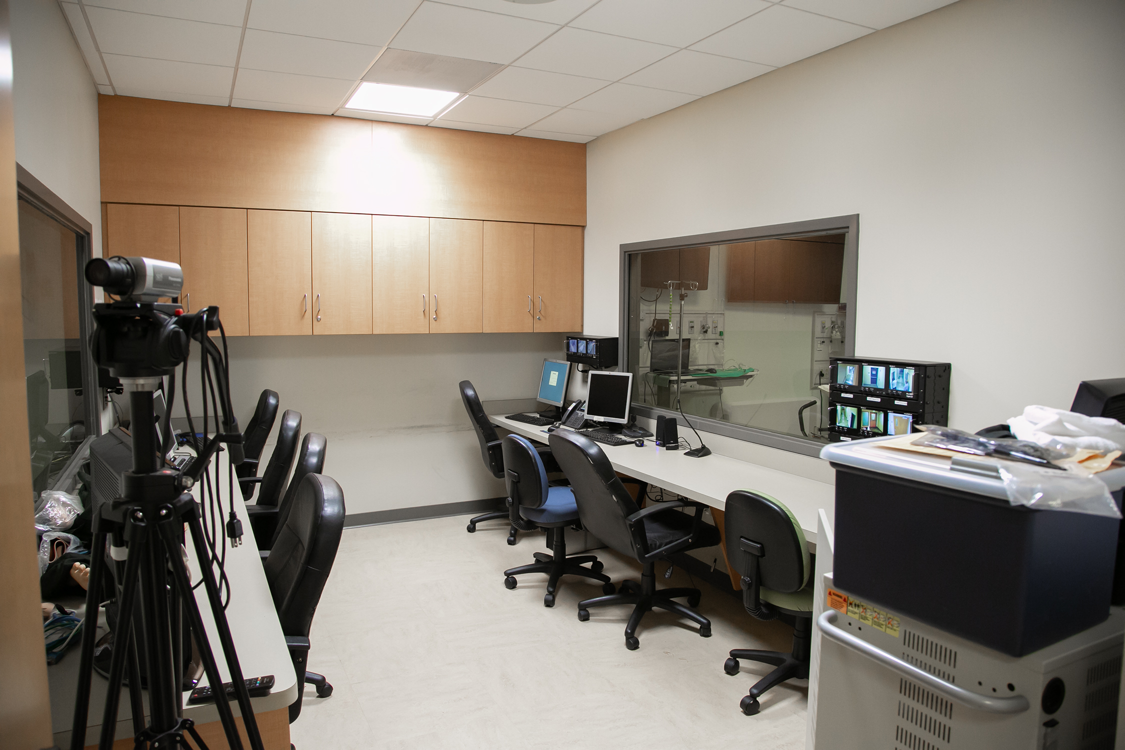 image of Simulation Center