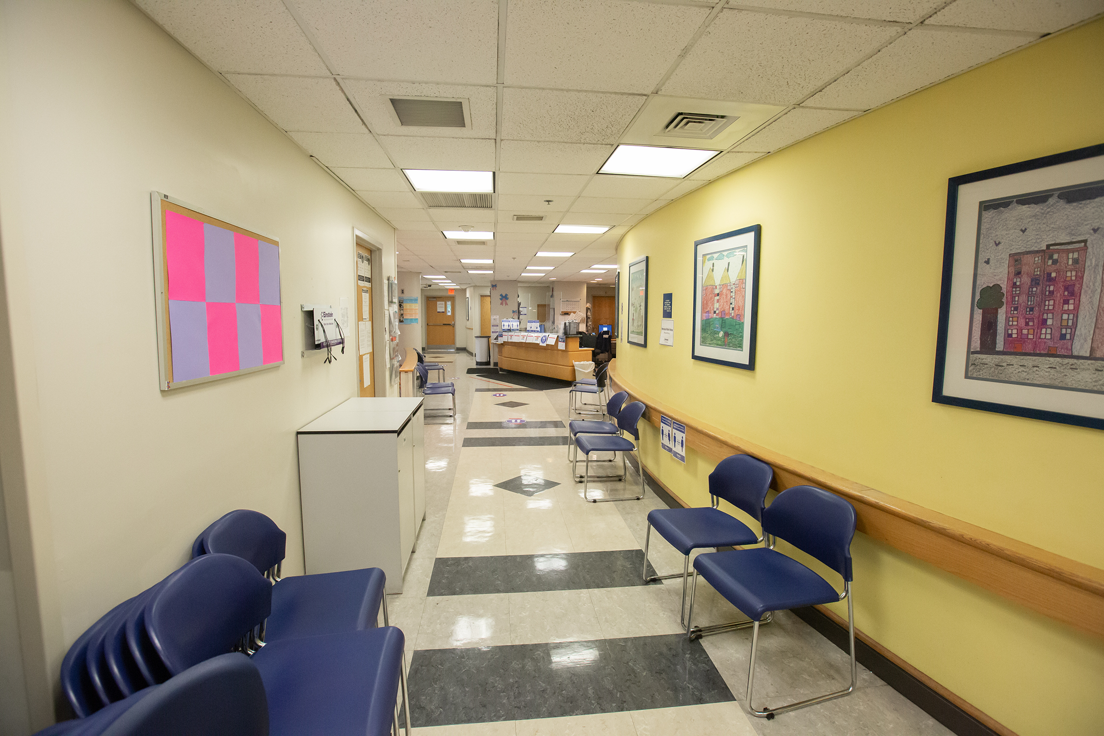 image of Pediatrics department