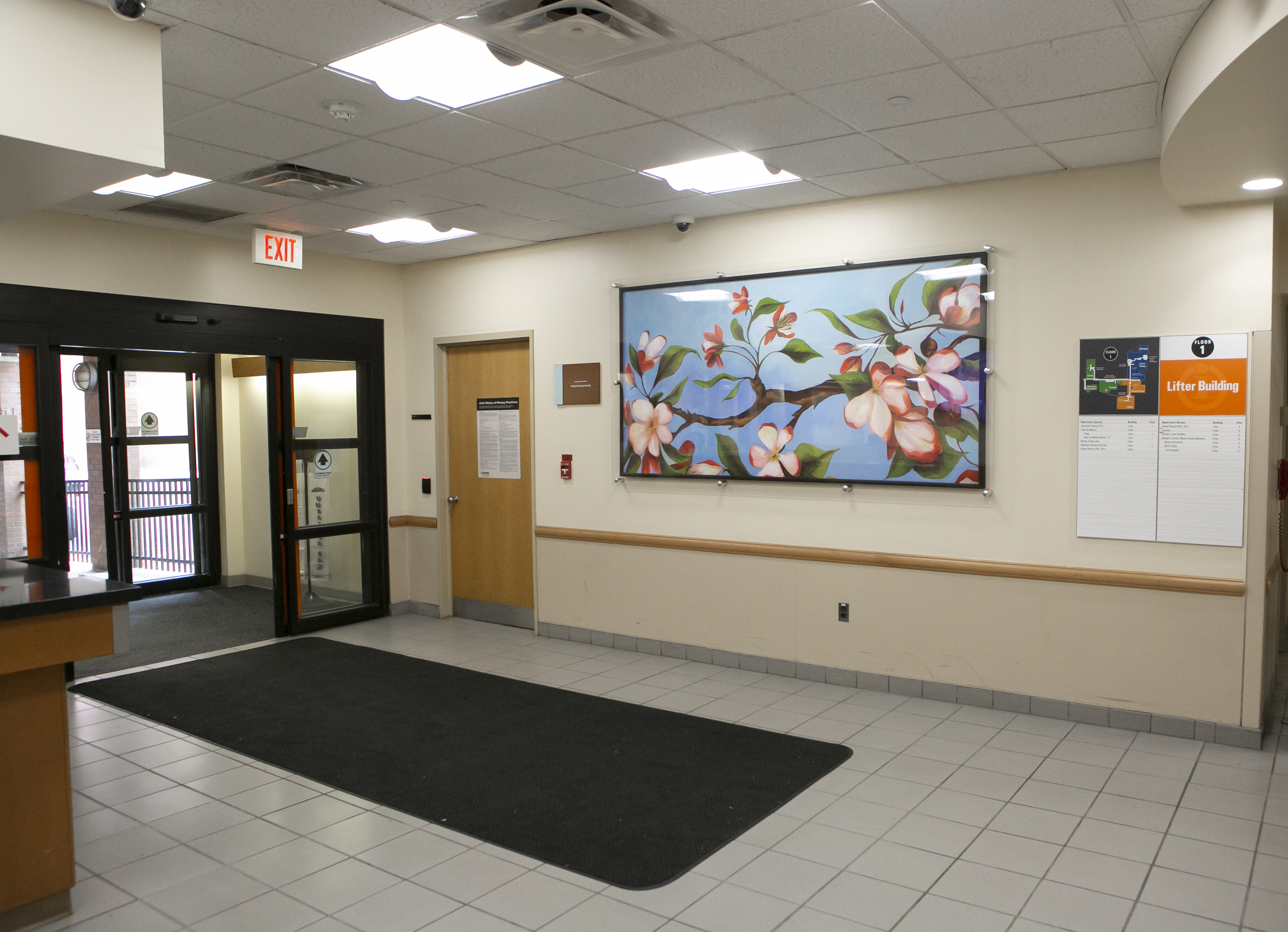 image of Lifter Building lobby