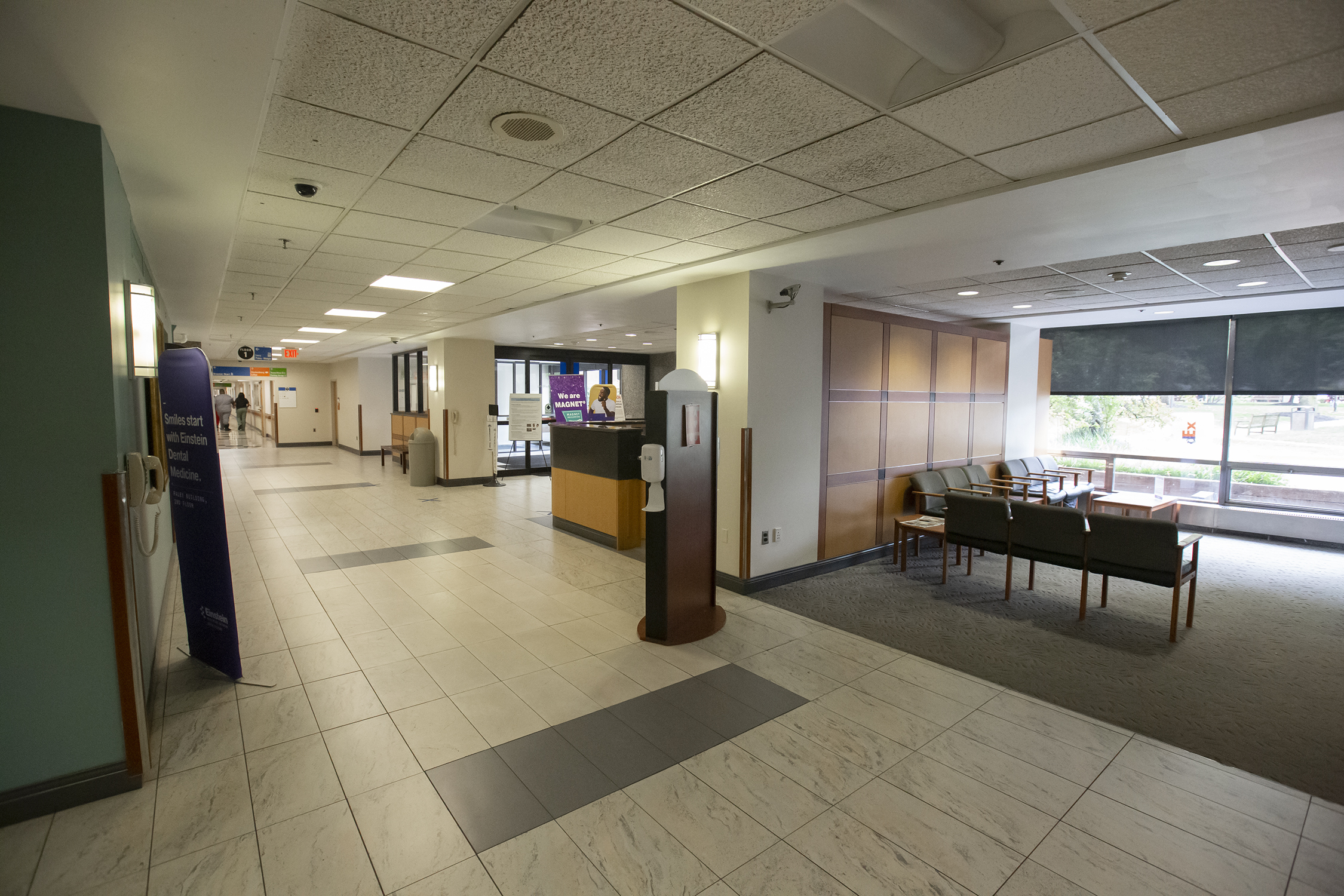 image of Levy Building lobby