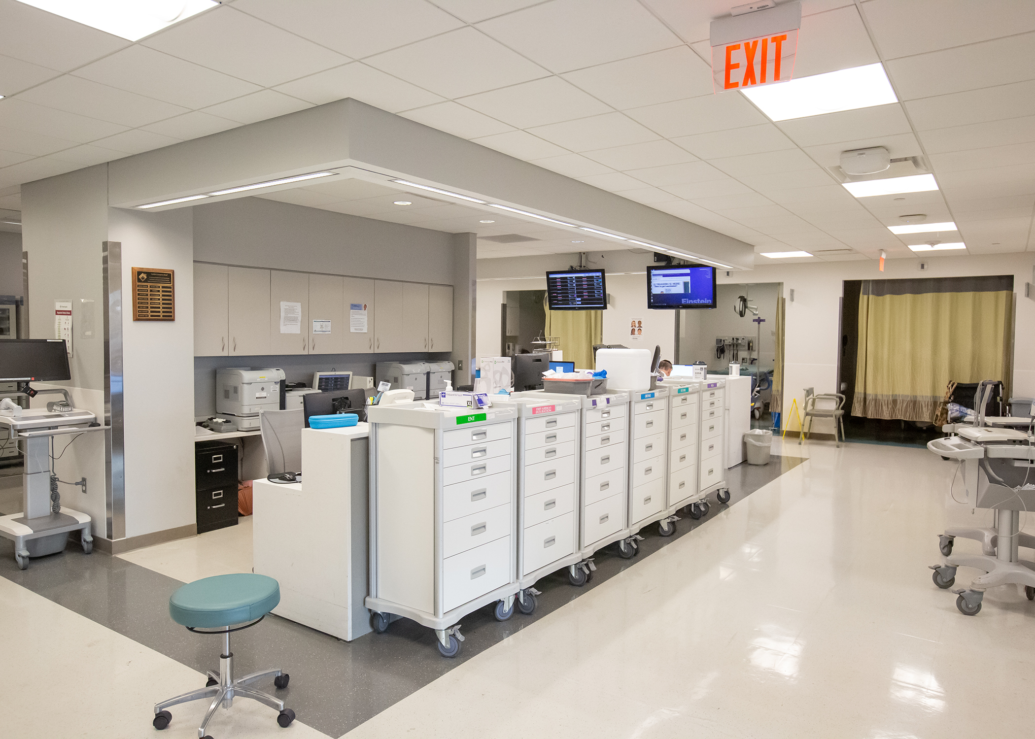 image of emergency department