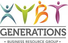 GenerationsBusiness Resource Group. logo