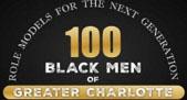 100 Black Men of Greater Charlotte, Role models for the next generation, logo