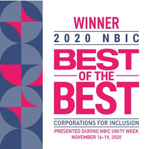 2019 NBIC Best of the Best, Corporation for Inclusion, logo
